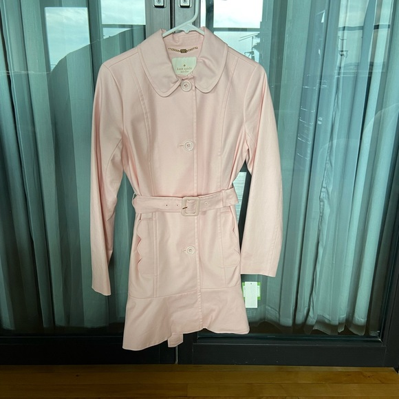 BRAND NEW Kate Spade tench coat
